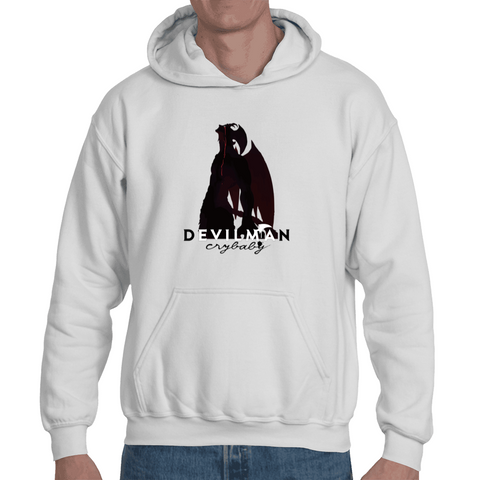 Hooded Sweatshirt Devilman Cry Baby - Sheepbay
