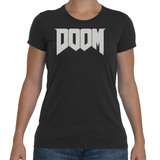 T-shirt Doom Logo - Sheepbay