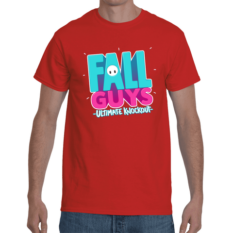 T-shirt Fall Guys