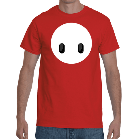 T-shirt Fall Guys Face