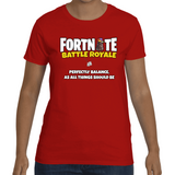 T-shirt Fortnite Thanos mode - Sheepbay