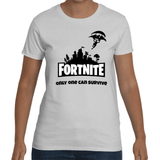 T-shirt Fortnite - Only One Can Survive - Sheepbay
