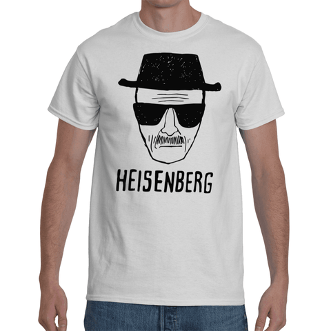 T-shirt Walter White Portrait - Sheepbay