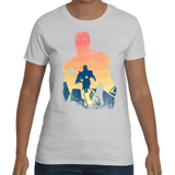 T-shirt Iron Man Artwork - Sheepbay