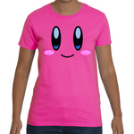 T-shirt Kirby Face - Sheepbay