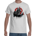 T-Shirt God Of War - Kratos Artwork - Sheepbay