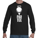 T-Shirt Let's Partee - Sheepbay
