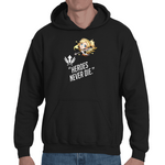 Hooded Sweatshirt Overwatch - Mercy Ultimate - Sheepbay