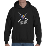 Hooded Sweatshirt Overwatch - Pharah Ultimate - Sheepbay