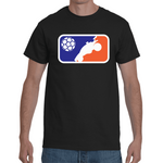 T-shirt Rocket League Basketball NBA logo - Sheepbay