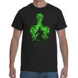 T-shirt One Piece Roronoa Zoro Shadow - Sheepbay