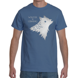 T-shirt Game of Thrones Cute Wolf - Sheepbay