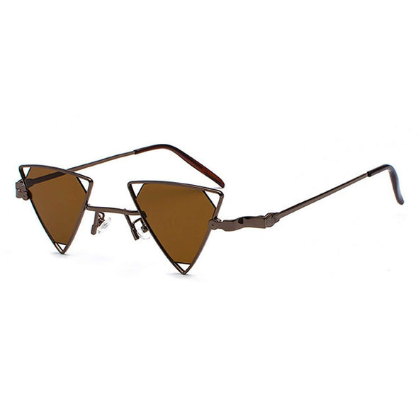 Punk Triangle Personality Sunglasses