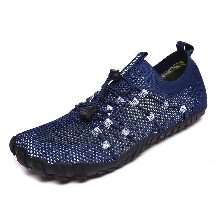Man's five-finger brook shoes large size wading shoes snorkeling swimming water shoes