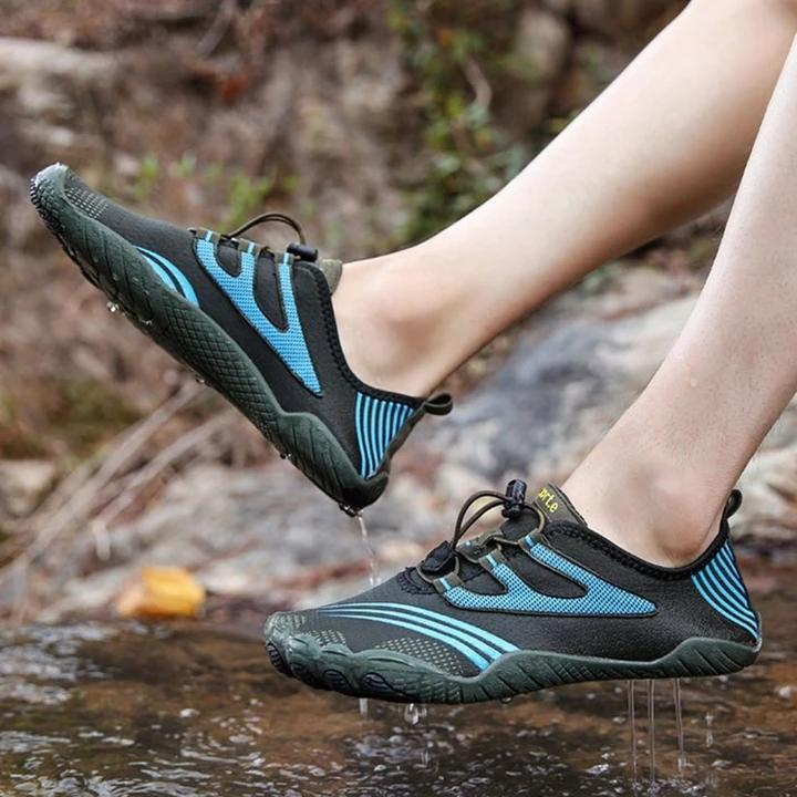 Men's swimming shoes non-slip breathable quick-drying river shoes beach shoes