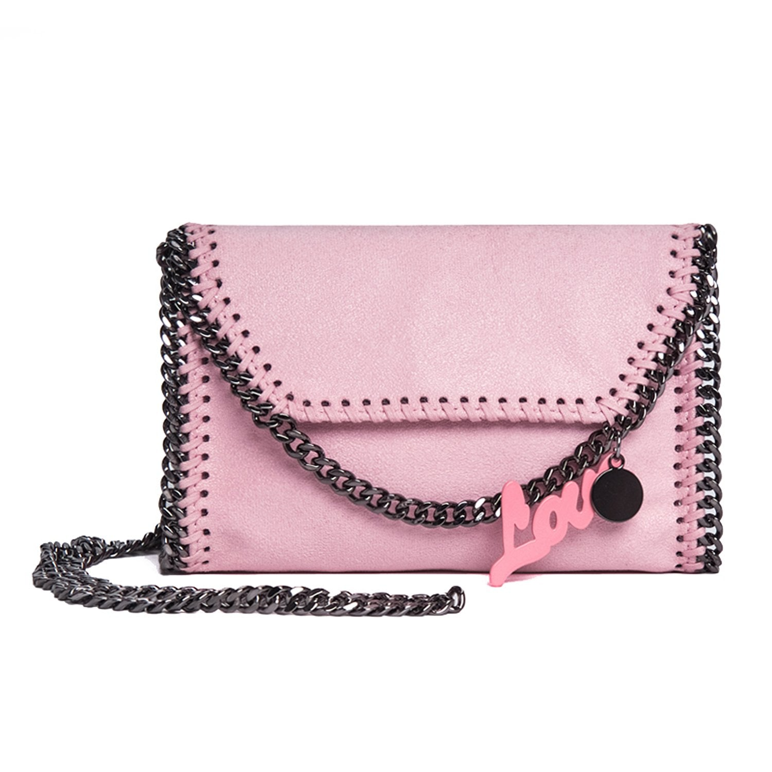 Square Fashion Simple Star Chain Bag