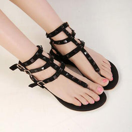 Summer Casual Rivet Sandals US 5-12