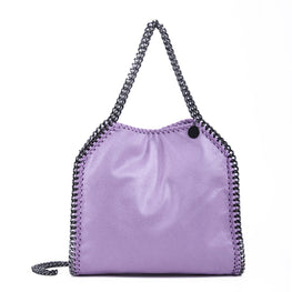 Single Shoulder Chain Bucket Bag