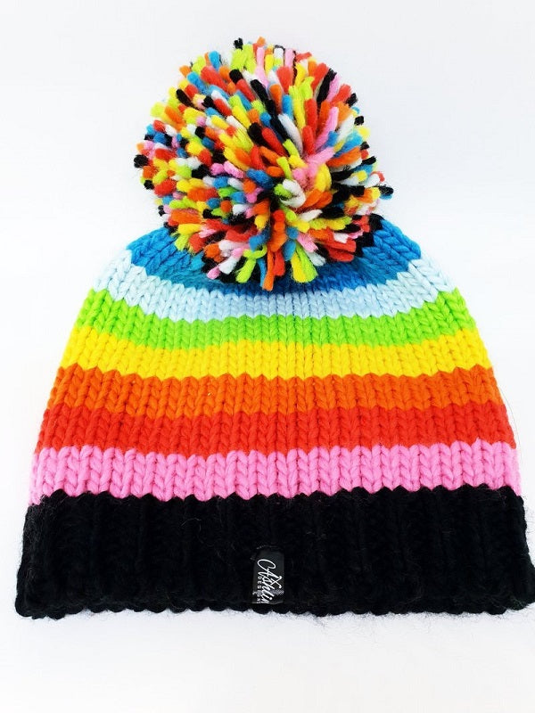 Beanie - Multi Colour