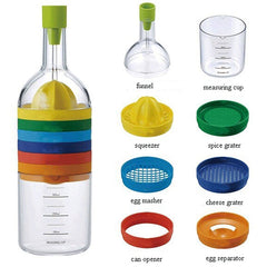 8 in 1 Bottle Set