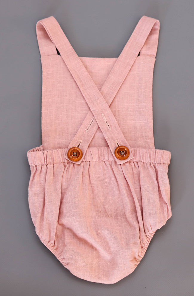 Dusty Pink Overall