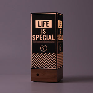 ONE - Life is Special