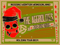 Reggae Winter Wonderland Poster