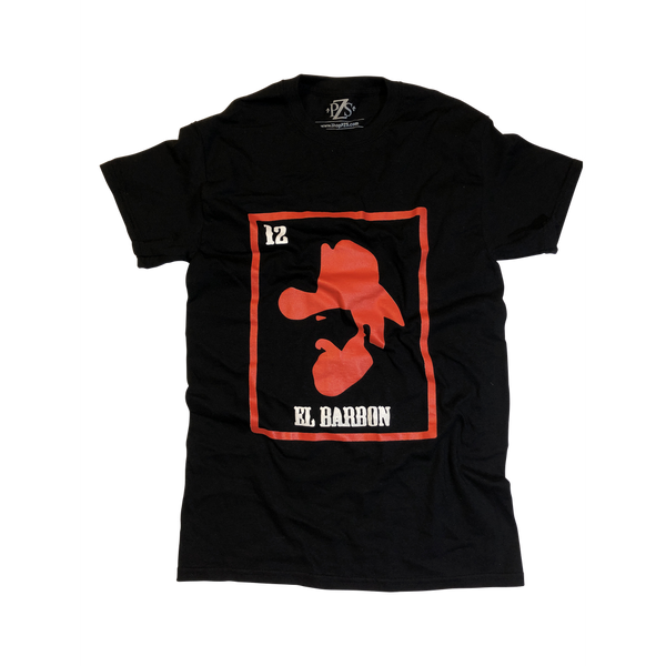 Barbon 12 T-shirt Red