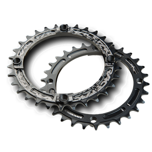 Race Face Narrow Wide Single Chainring - 104BCD