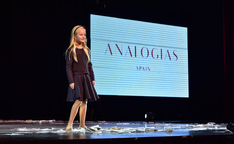 Analogias dress desfile benidorm palace