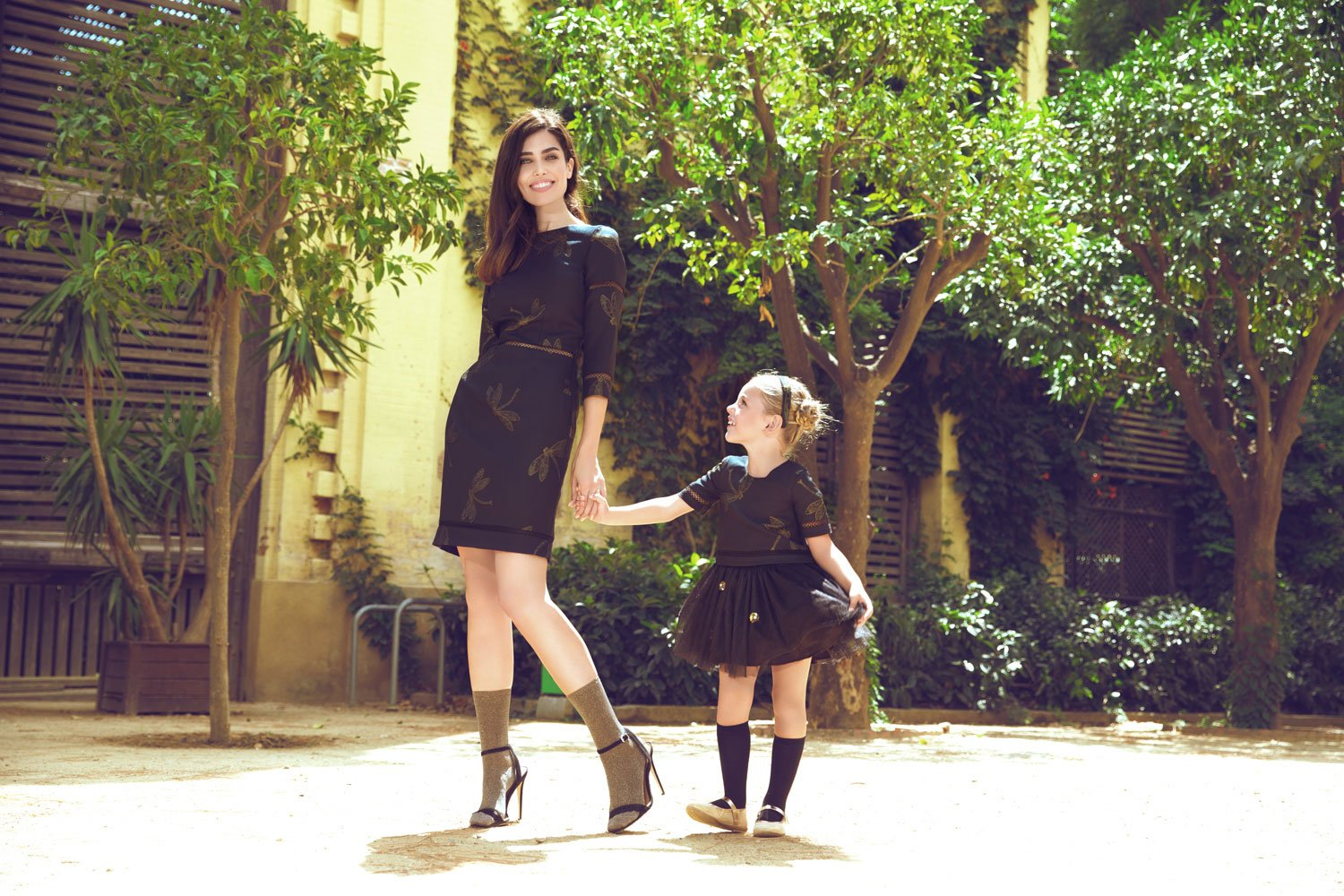 Mommy and me dress, Mommy and me outfit, matching dress, mother and daughter outfits, analogias official