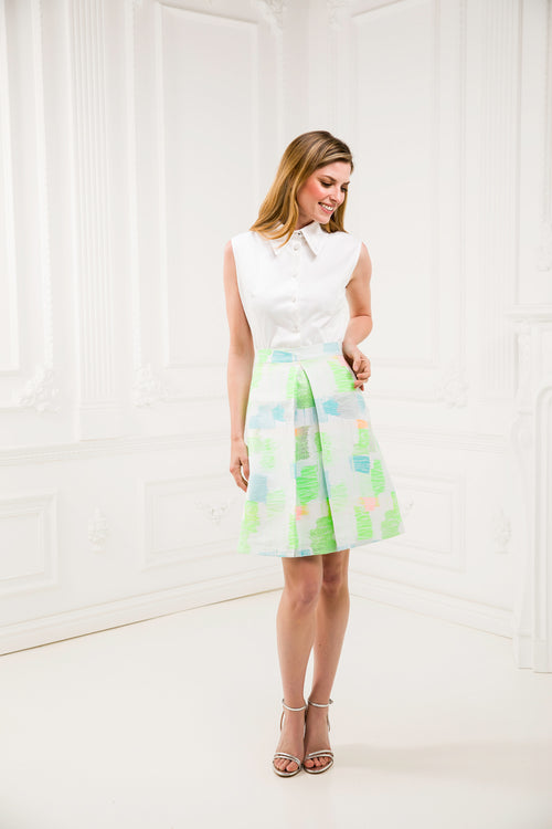 Malhia Kent A-Line Skirt LIMITED EDITION