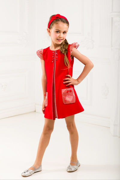 Red Girl Dress