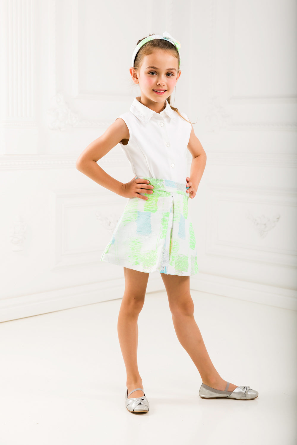 Malhia Kent Girl Skirt LIMITED EDITION