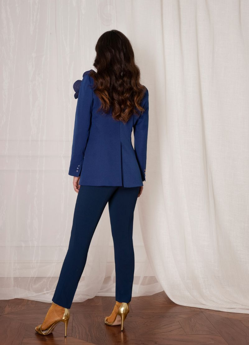 Blue Woman Blazer