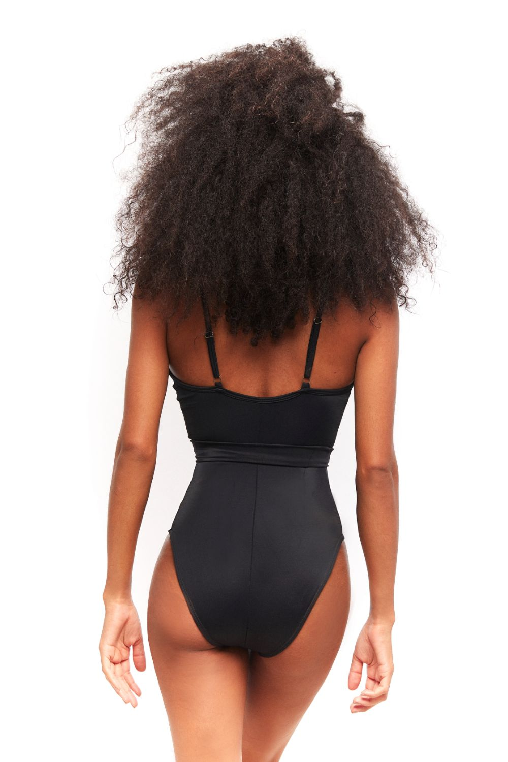 Black Pearl One Piece Woman Swimwear