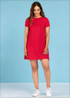 Round Neck Knit Dress - GFLOCK.LK