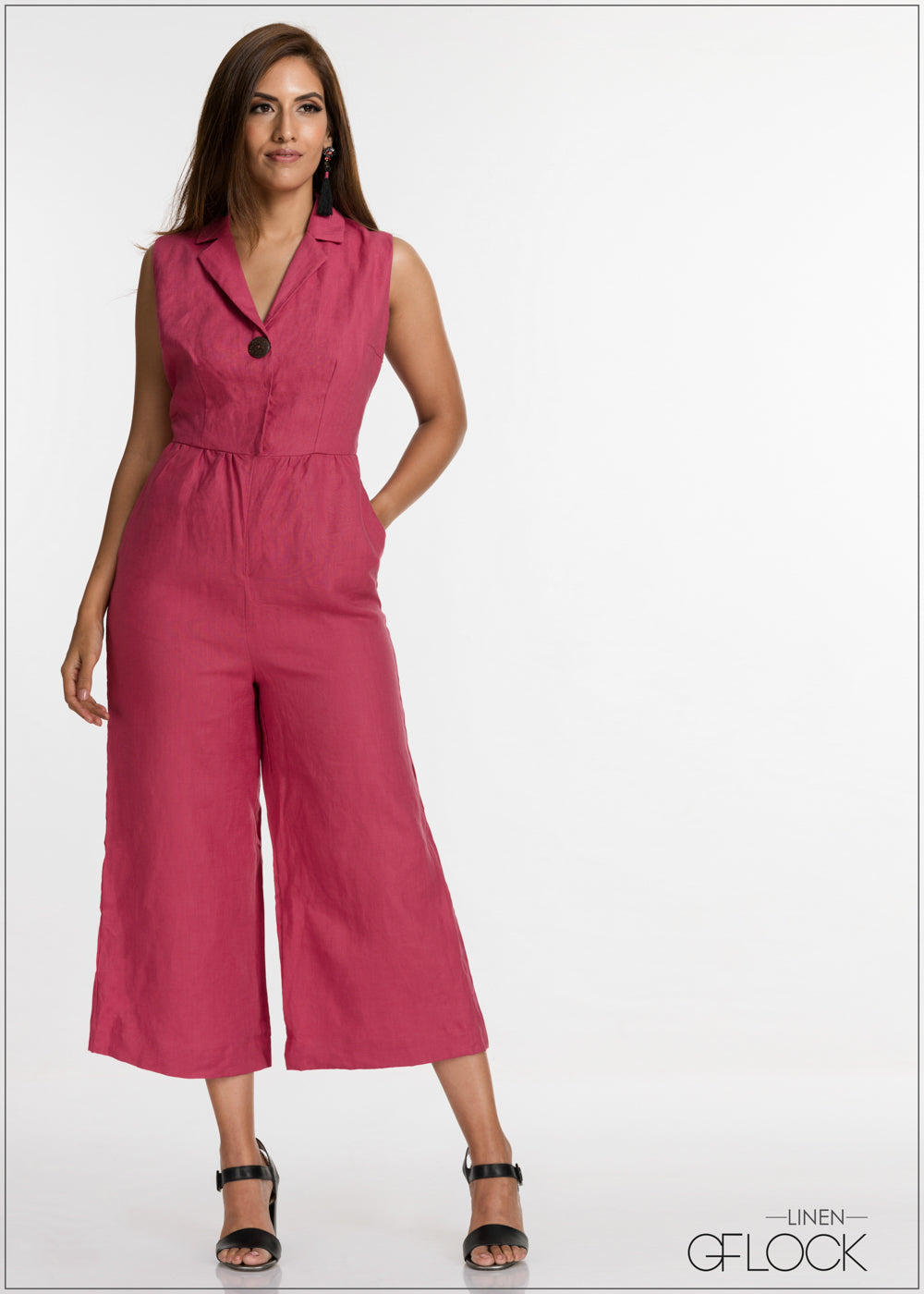 Summer Beach Jumpsuit
