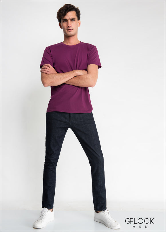 Slim Fit Rinse Washed Jean - MD0224