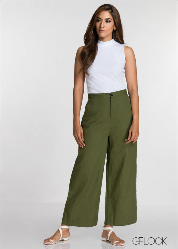 Flared Pant