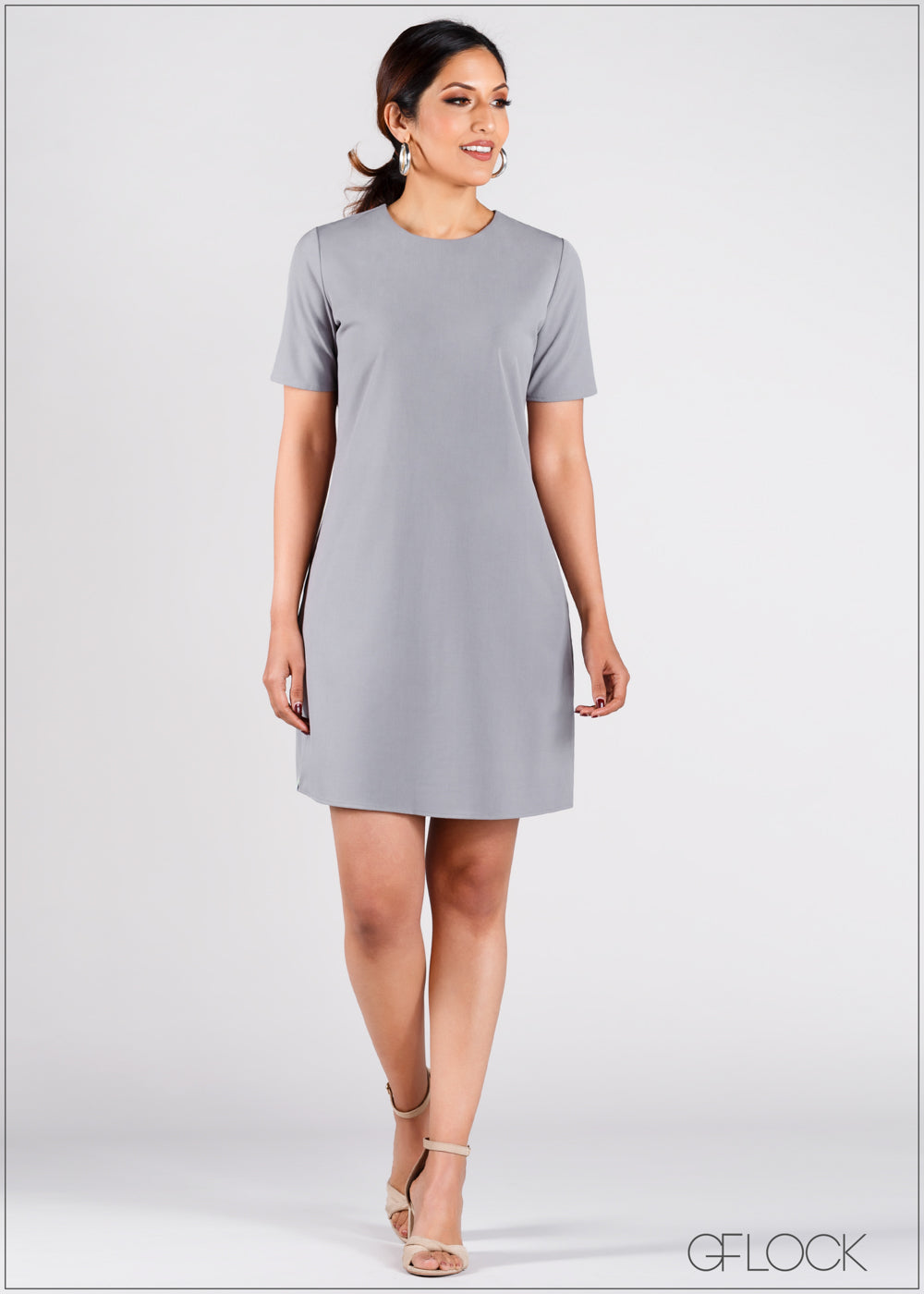 Shift Dress - CAP203