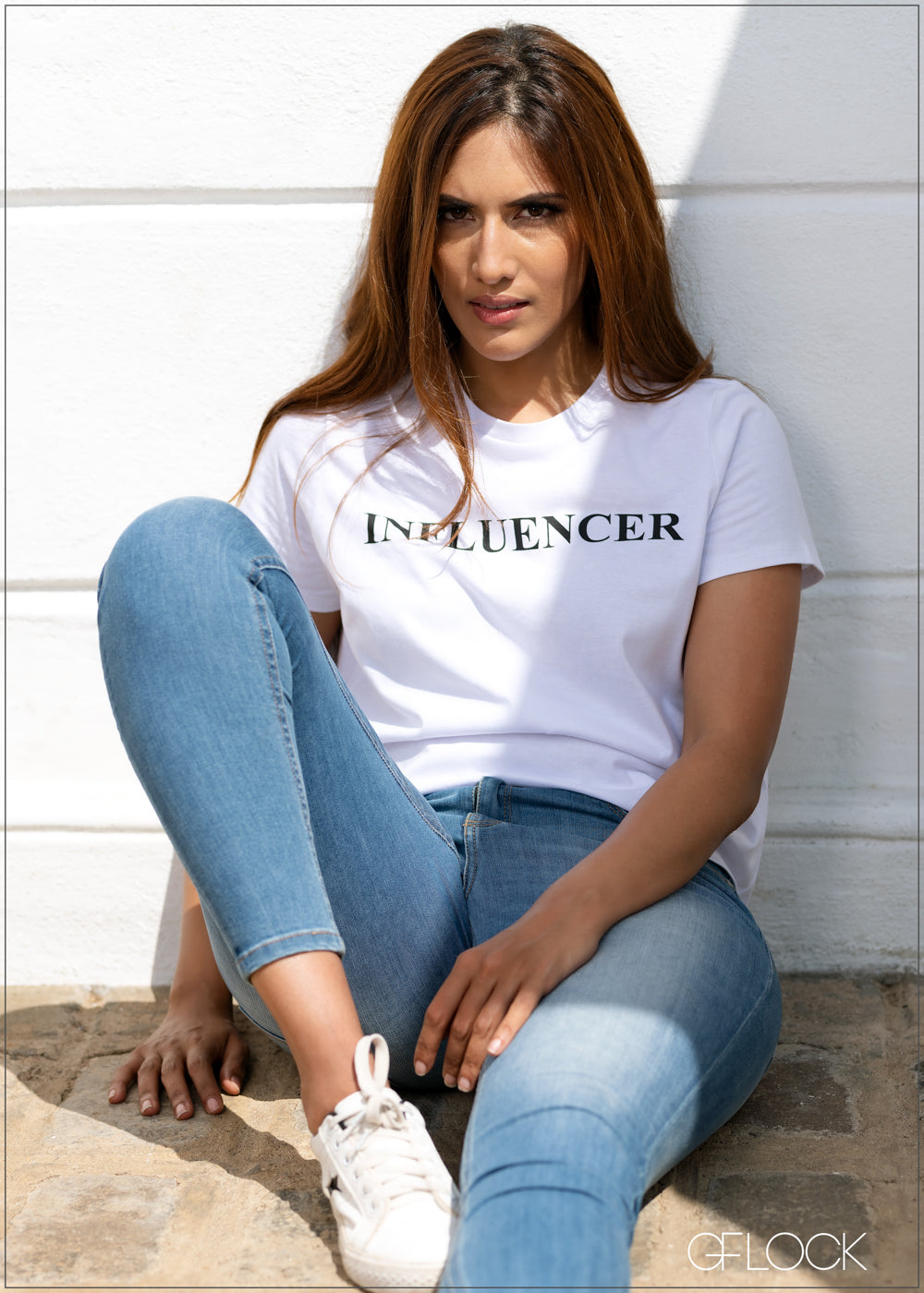 Influencer Tee - GFLOCK.LK