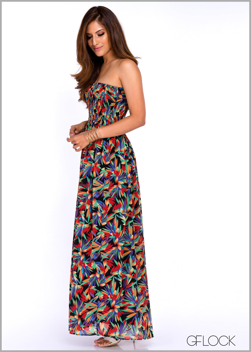 Tube Long Dress