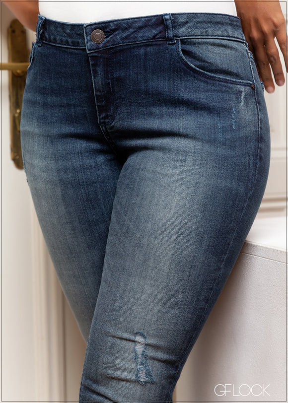 Keira Ripped Jean