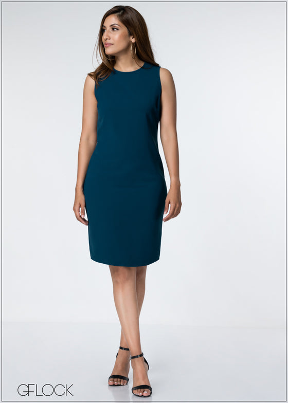 Bodycon Evening Dress - GFLOCK.LK