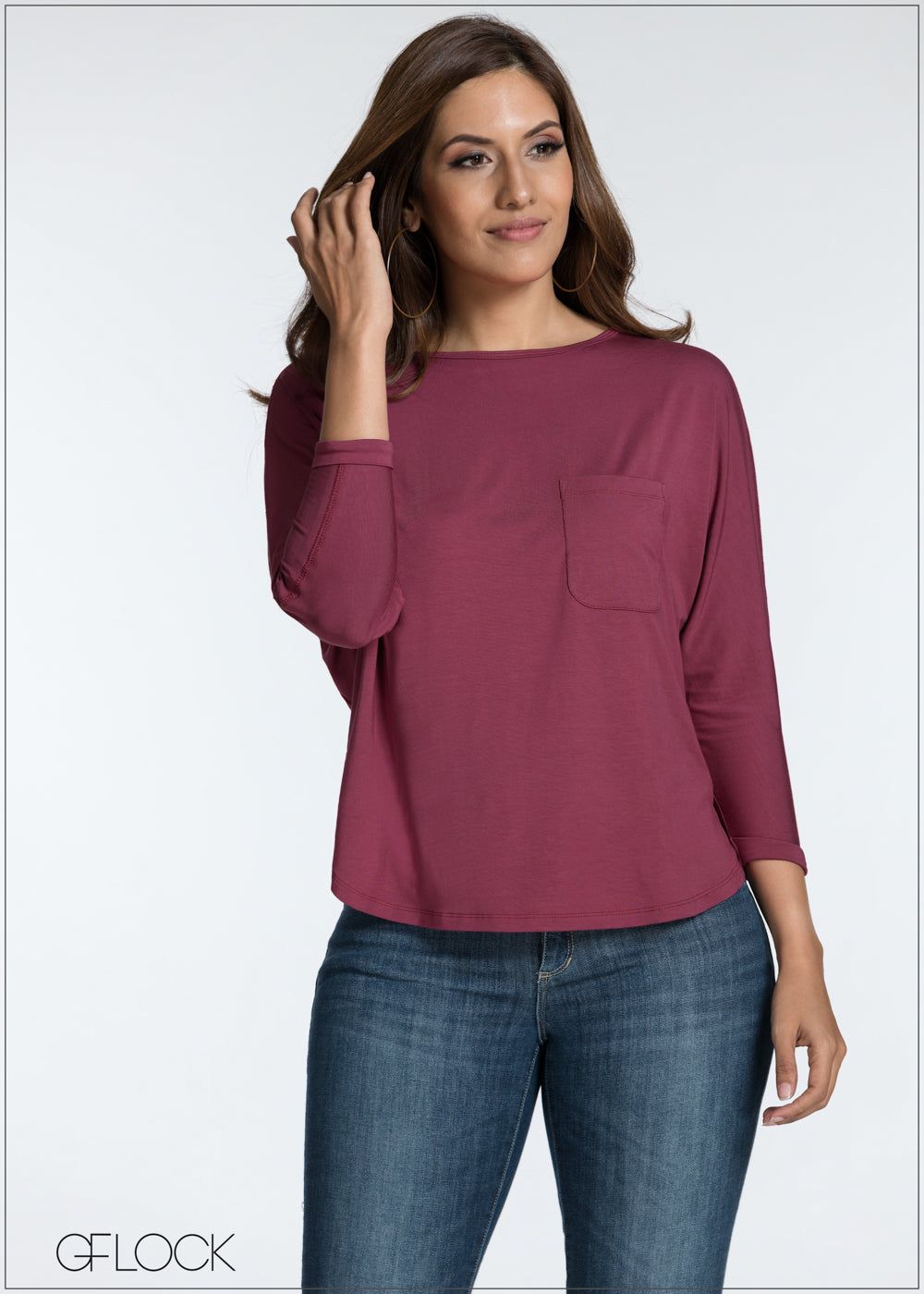 Over Sized Knit Top