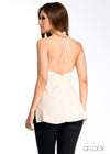 Cowl Neck Halter Neck Top - GFLOCK.LK