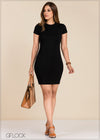 Bodycon Dress - GFLOCK.LK