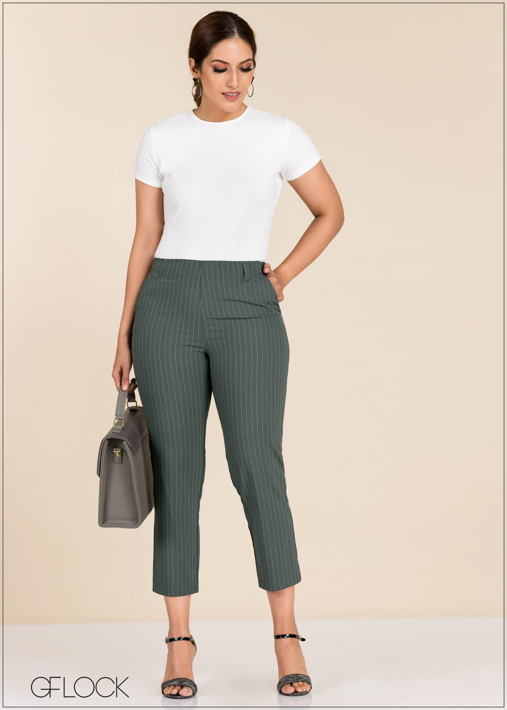 Easy Ankle Pant - GFLOCK.LK
