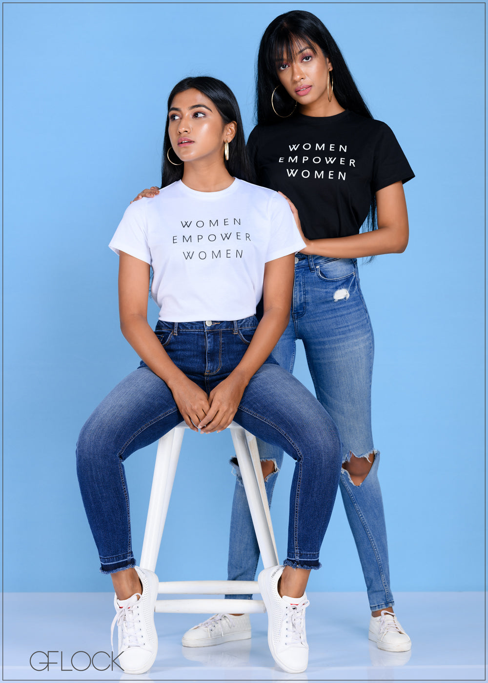 Women Empower Women - Graphic Tee - Knit 1011